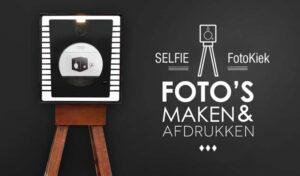 Selfie_Fotokiek_boeken_Sierhuis_Events